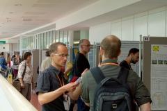 Andrang bei der Postersession (c) Universität Salzburg (PR)